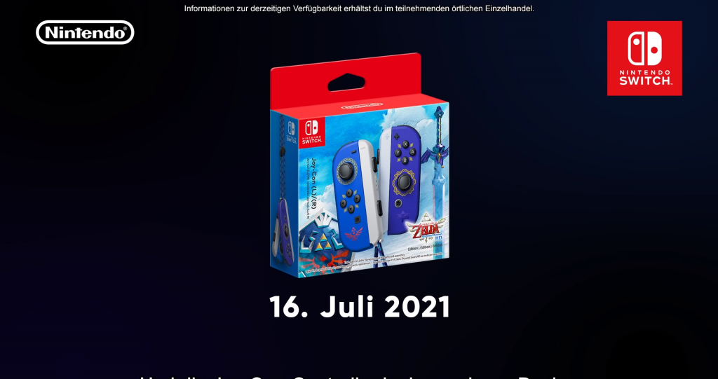 Joy Cons Limited Edition
